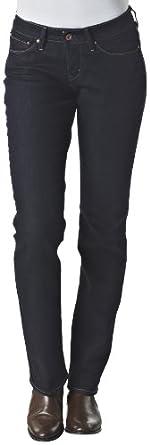 Levi's Curve Id - Jean - Femme - droite - Bold curve - Bleu (Richest Indigo) - W26/L30