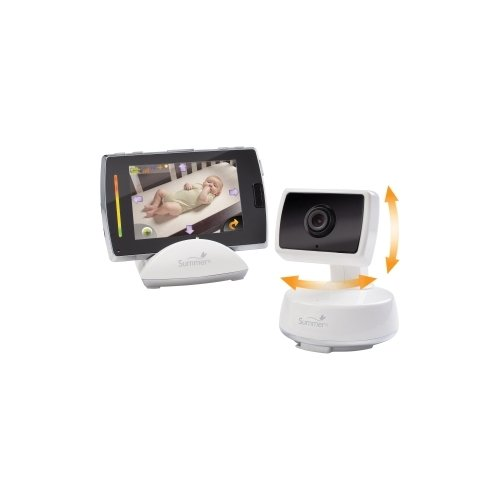 Summer Infant Baby Touch Boost Digital Color Video Monitor / 28810A /