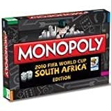 Winning Moves Monopoly - 2010 Fifa World Cup South Africa Edition