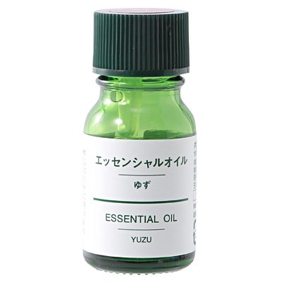 MUJI Essential Oil Yuzu 10 ml. Free Coin Purse 1 pcs.