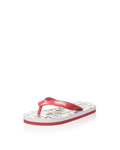 ARENA Infradito Minions Flip Flop [Rosso/Giallo/Nero]