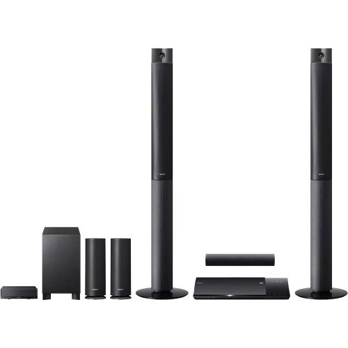 Sony Open Box Bdv-N890W 3D Blu-Ray 5.1-Channel Home Theater System