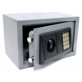 Neiko Fit Anywhere Digital Electronic Safe Bo...