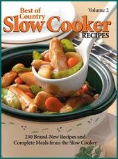 Best of Country Slow Cooker Recipes / [editor, Faithann Stoner], Faithann;Bretl, Michelle Stoner