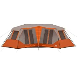 Ozark Trail 8 Person Instant Double Villa Cabin Tent - Orange