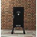 CookMaster Electric Smoker by MasterBuilt 1800 Watt