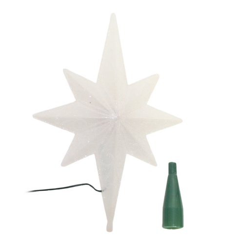 "Brite Star 42525 - 11.5"" Led Star Christmas Tree Topper Multi-Color"