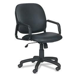 SAF3445BL - Safco Cava Collection High-Back Swivel/Tilt Chair