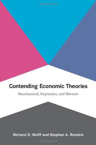 Contending Economic Theories: Neoclassical, Keynesian, and Marxian