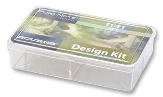 Bourns Pn-Designkit-13 T1 / E1, Surge / Power Protection, Design Kit (10 Pieces)