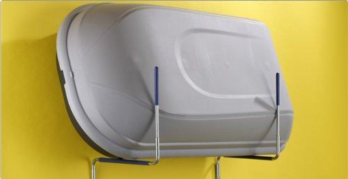 Wandhalterung für Dachbox einklappbar