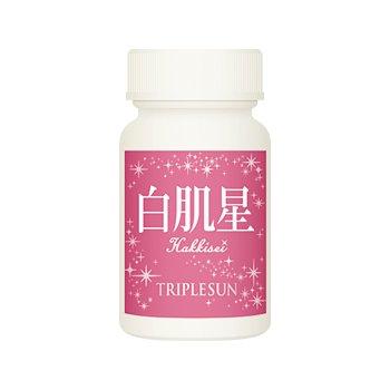 エポラーシェ 白肌星 美白サプリメント 90錠入