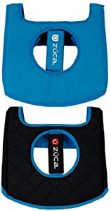 ZUCA Seat Cover (Black/Blue Reversible)