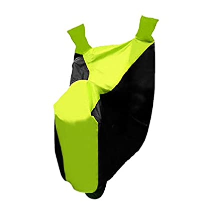 Speed-Bike-Body-Cover-(Green-and-Black)-honda-activa-125