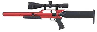 AirForce Talon SS, Red Precharged Pneumatic Rifle air rifle