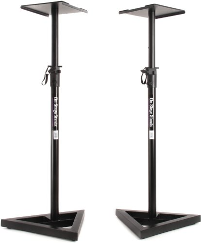 On-Stage Stands Sms6000-P Studio Monitor Stand (Pair)