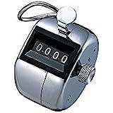 プラス 数取器 手掌用(4桁) 【質量70g】 30-899 KT-101