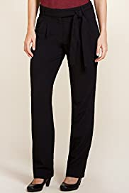 Per Una Roma Pleat Front Cargo Trousers with Belt