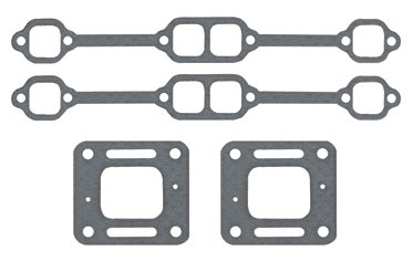 EXHAUST GASKET SET | GLM Part Number: 39880; Sierra Part Number: 18-4349