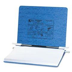 - Pressboard Hanging Data Binder, 11-3/4 x 8-1/2, Light Blue