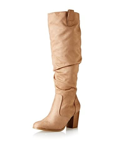 Kenneth Cole REACTION Women's Lady Sway Boot  [Natural]