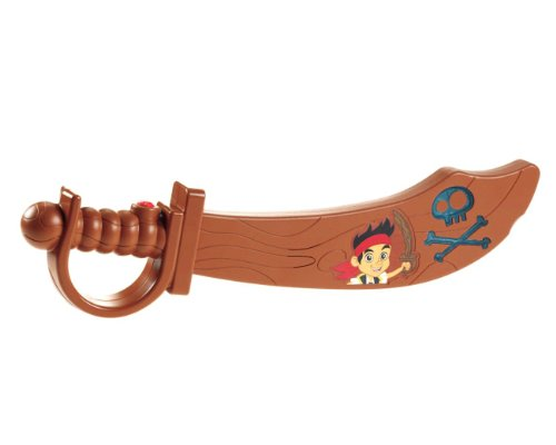 Fisher-Price Disney's Jake and The Never Land Pirates - Jake's Magical Sword - 1