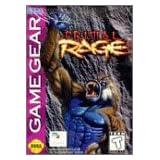Primal Rage-GAME GEAR