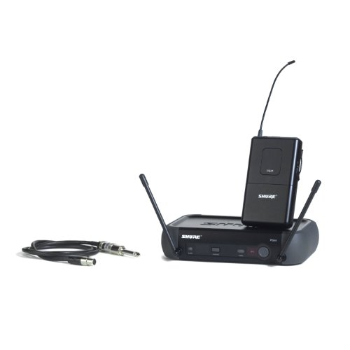Shure Pgx14 Wireless Guitar System, J6