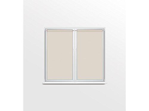 Scheibengardinen-Paar 60x120 cm PANAMA ecru