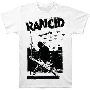 Rancid Tim Live T-Shirt Medium