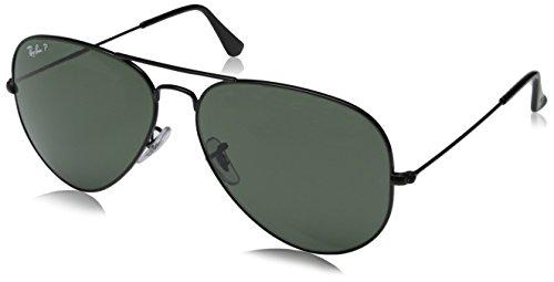 ray-ban-rb3025-aviator-sunglasses-002-58-black-green-polarized-lens-62mm