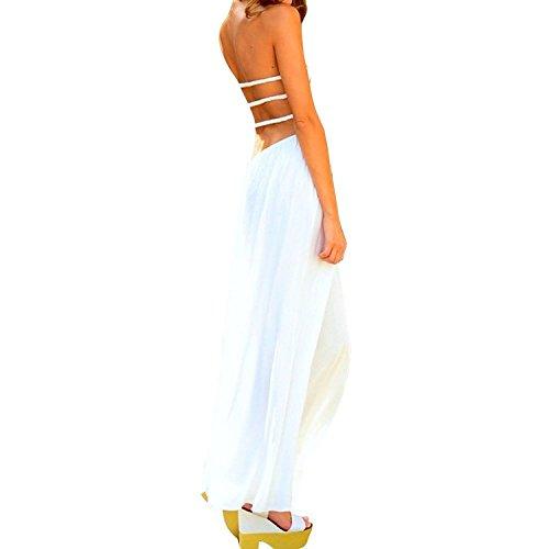 Bandeau Maxi Dress