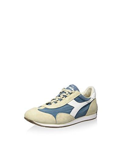 Diadora Sneaker Equipe Stone Wash 12 Blu/Beige EU 36