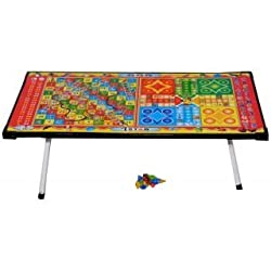 Wyane Enterprises Toyzstation Kids Ludo cum Study Table