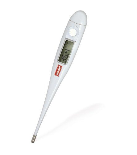 Medel MP5 Silver Digital Clinical Thermometer