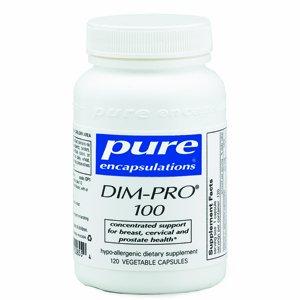 Pure Encapsulations Dim-Pro 100 120 Vcaps (Dim9)