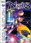 Nights into Dreams - Sega Saturn (includes 3D controller)