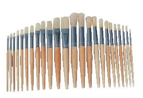 Preschool Paintbrush Assortment - Buy Preschool Paintbrush Assortment - Purchase Preschool Paintbrush Assortment (None, Toys & Games,Categories,Arts & Crafts,Paintbrushes)