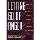 img - for Letting go of anger: The 10 most common anger styles and what to do about them book / textbook / text book