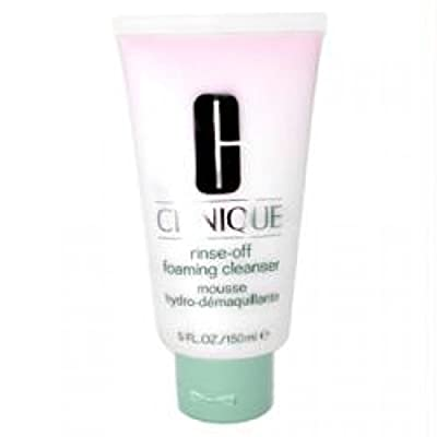 Clinique Rinse Off Foaming Cleanser--150ml/FN129649/5 oz//