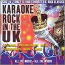 echange, troc Karaoke - Karaoke Rock in the UK