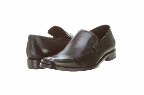 Boss Black By Hugo Boss Men'S Chesterfield Slip-On,Black,7.5 M Us