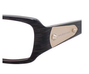 Eyeglasses Balenciaga 0078 0ITH Dark Brown