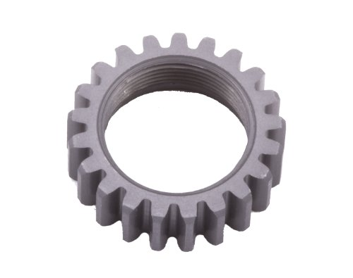 Team Associated 2300 NTC3 21T Pinion Gear Gray