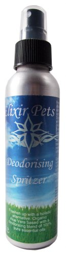 Elixirs of Life - Deodrising Spritzer for Pets 125ml (Natural Product)