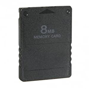 Mo de Souked carte mémoire pour Playstation 2 PS2: High