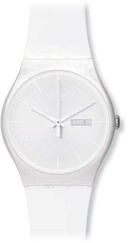 [スウォッチ]SWATCH 腕時計 NEW GENT(ニュージェント) WHITE REBEL SUOW701 【正規輸入品】