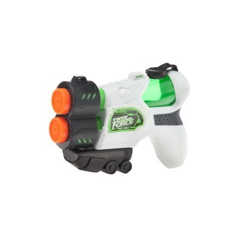 Banzai Twin Force Double Shot Water Gun