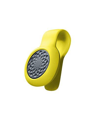 <国内正規品>UP MOVE BY JAWBONE ワイヤレスフィットネストラッカー(生活防水設計) (JL06-13A04-JP(スレートローズ × イエロー))