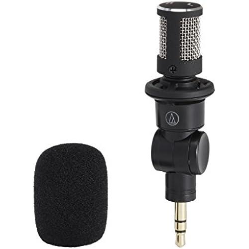[오디오 테크니카 고음질 콘덴서 소형 마이크]  audio-technica 스테레오 마이크로 폰 AT9911-AT9911 (2008-03-14)